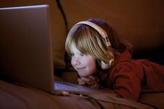 The Concerns About Kids and Screen Time