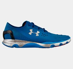 Men's Under Armour Speedform™ Apollo Running Shoes - Electric Blue