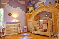 7 #Super Cute Baby Girl Bedroom #Ideas for Your Little #Princess ... #Girly