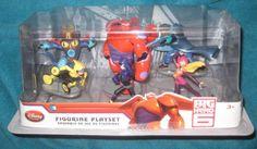 Hero 6 Movie, Disney Figurines, Big Hero 6, Gift Ideas, Store, Gifts, Presents, Storage, Shop