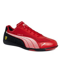 For red-hot style: PUMA #shoes #red #mens BUY NOW!