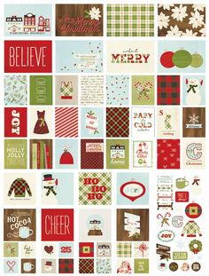 Classic Christmas SN@P! Pack by Simple Stories for Scrapbooks, Cards, & Crafting found at FotoBella.com