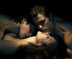 The Vampire Diaries = Best Show Ever!!