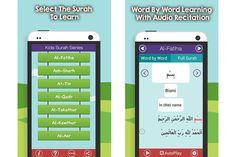 Kids Surah Series – Learn Short Surahs of Quran Word by Word