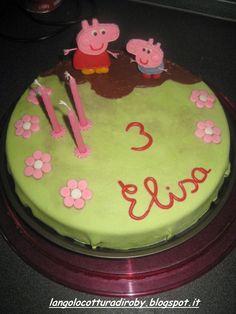 Torta Peppa Pig | Angolo cottura di Roby