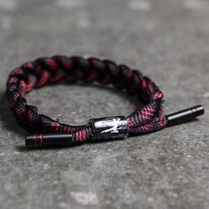 BAIT x Bruce Lee x Rastaclat Shoelace Bracelet