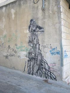 Swoon Palestine - 2007