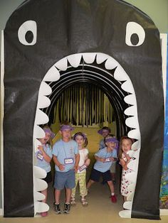 Jonathan and Julie's Great Adventure: VBS---Jonah Style!!