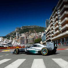 On Track ahead of the 2015 #F1 Grand Prix de Monaco