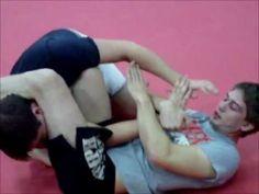 Energy MMA: No-Gi Jiu-Jitsu Technique - Escape From Side Control to Armbar