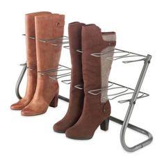 Steel Boot Stand - BedBathandBeyond.com