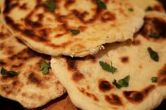 Recept: Indiaas Naan Brood | fitbeauty.nl | Bloglovin'