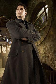 Captain Jack Harkness (Torchwood/Doctor Who) Mekhi Phifer, Gareth David Lloyd, Dr Who Companions, Lauren Ambrose, Oh Captain My Captain, Captain Jack Harkness, John Barrowman, Broadchurch, Rory Williams