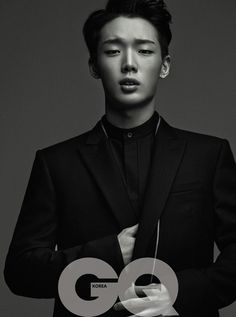 "iKON's Bobby Discusses Goals and Scars for GQ Magazine's ""Men of the Year"" Edition Asian Male Model, Male Models, Teen Top Cap, Yg Groups, Kpop, Bobby, Yg Rapper, Yg Ikon, Jaewon One"