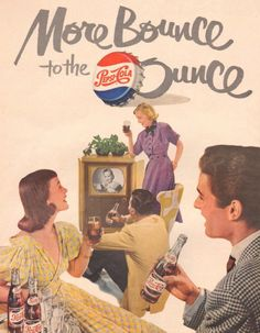 Pepsi - More bounce to the ounce