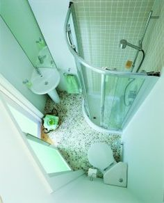 1000 Images About Small Bathroom Ideas On Pinterest Under Stairs Stairs And Toilets