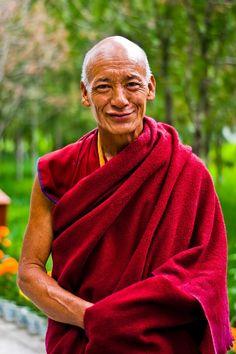 Bodhisattva - Tibetan Monk