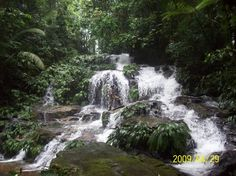 Discover the world through photos. Natural, Waterfall, Beautiful Places, World, Outdoor, Environment, Scenery, Beauty, Colombia