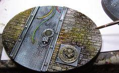 James Wappel Miniature Painting: Don't let yourself get rusty