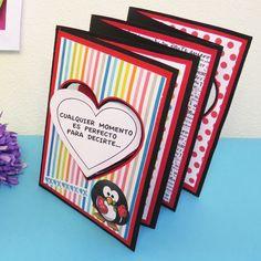 No tiene que ser un día especial para expresar un Te Amo, un Te quiero, un Te Extraño, cualquier momento es perfecto para decirlo y hoy te mostramos esta tarjeta sencilla para hacerlo.