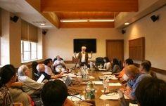 Olivet Leaders Convene for Faculty Meeting
