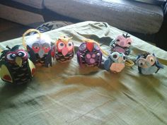 Owls made by us