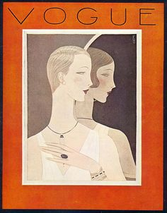 Benito, Vogue cover, 1926