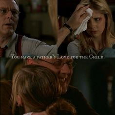 "Because unconditional love is not dependent on shared DNA. | 17 Reasons You Wish Giles From ""Buffy"" Was Your Dad"