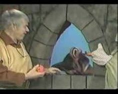 Aw! I totally forgot about this show! Cool! :) The Friendly Giant ..several clips on You Tube