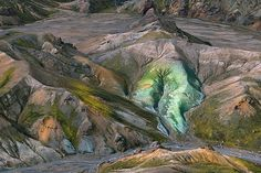 Colors of Landmannalaugar by Sigmundur  Andresson on 500px