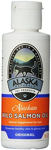 Alaska Naturals Cat Salmon Oil 4Ounce Bottle ** You can find out more details at the link of the image.