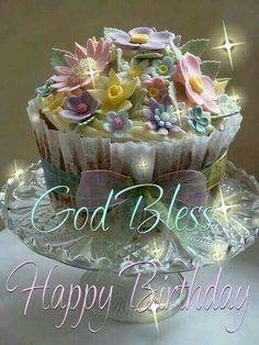 God Bless Happy Birthday