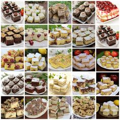 Cake Recipes, Dessert Recipes, Desserts, Big Cakes, Party Platters, Homemade Cakes, Vegetables, Breakfast, Sweet