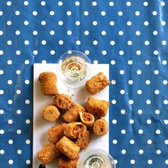 This reader recipe puts dinder-style fried ravioli to shame. You're welcome. Italian Dishes, Italian Recipes, Family Recipe Book, Buffalo Mozzarella, Ravioli, Cherry Tomatoes, Cooking Time, Family Meals, Fries