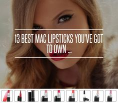 2. Viva Glam V - 13 Best MAC #Lipsticks You've Got to Own ... → #Makeup #Shades