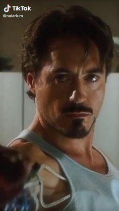 Marvel Avengers Movies, Iron Man Avengers, Marvel Comics Superheroes, Marvel Films, Marvel Jokes, Marvel Funny, Marvel Heroes, Iron Man Tony Stark, Tony Stark Gif