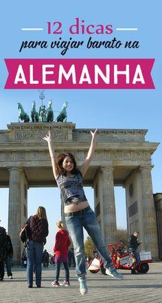 A Alemanha não é um dos destinos mais baratos da Europa, especialmente se comparar com países do leste europeu. Se você está planejando um mochilão, cada centavo guardado é mega importante e isso inclui comer marmitas e fazer passeios grátis nas cidades! Olha as dicas pra viajar barato na Alemanha!!!
