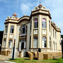 Marcos Konder Palace - Historic Museum of Itajaí