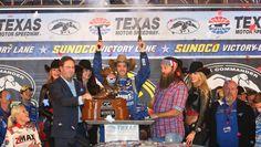 NASCAR Illustrated: Hang Ten from Texas   NASCAR.com