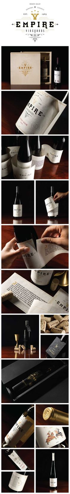 PROJECT NUMER / FRED CARRIEDO Cool #packaging #branding for all #wine loving peeps @SmallBlackRoom @maximum by taninotanino ® vino / wine f