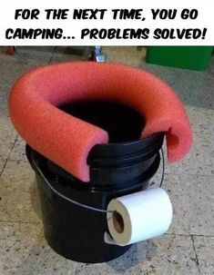 Next time you go camping, try this when you need to go. Next time you go camping, try this when you need to go. Next time you go camping, try. Bushcraft Camping, Diy Camping, Camping Ideas, Camping Hacks, Camping With Kids, Camping Survival, Tent Camping, Glamping, Yosemite Camping