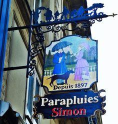 Parapluies Simon -  6ème Ardt Paris