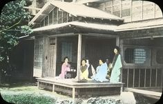 A Japanese Tea House by OSU Special Collections & Archives : Commons, via Flickr