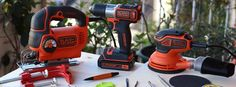 In negozio e su www.bricohouse.it trovate tutta la nuova gamma di Black+Decker a filo e #litio.