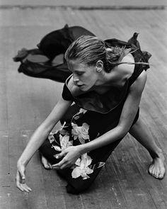 Resultado de imagen de 1997 - Karen Elson by Peter Lindbergh