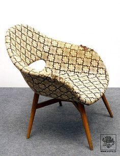 Retro Furniture, Wicker, Accent Chairs, Home Decor, Upholstered Chairs, Decoration Home, Room Decor, Home Interior Design, Home Decoration