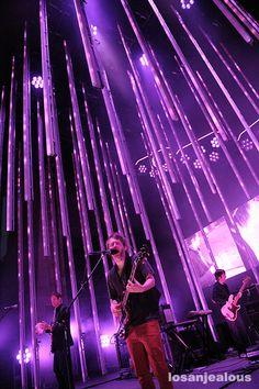 """Radiohead - 2008 - """"In Rainbows"""" Tour ~ White River Amphitheater, Washington"""