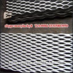 PVDF Coated aluminum expanded metal mesh