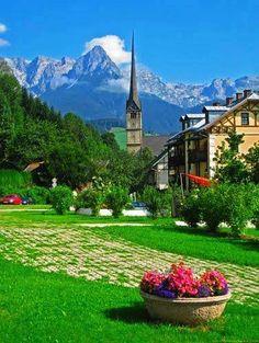 Bischofshofen, Avusturya
