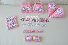 flavoli Papelaria Personalizada: Papelaria de Festa - Oncinha rosa Personalized Stationery, Fiestas, Pink, Craft